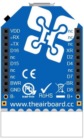 bare board